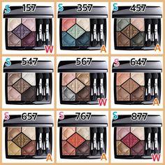 いいね!390件、コメント14件 ― 【Style Works】パーソナルカラー/メイク/骨格診断さん(@style_works_)のInstagramアカウント: 「大好評シリーズ✨コスメブランドのアイテム別PC診断 今回は#Dior の#サンククルール✨ ピンクS→Spring オレンジA→Autumn 水色S→Summer…」 Eyeshadow Looks, Eyeshadow Palette, Lip Makeup, Makeup Tips, Summer Colors, Winter Colors, Light Spring, Season Colors, Eye Make Up