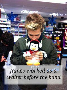 James mcvey the vamps