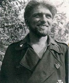 Kurt Knispel was an SS tank commander in World War 2 and the greatest ace of all time. He destroyed 195 enemy tanks on all fronts of the war, one a T-34 from 3000 meters. He fought on all fronts was an expert with the Tiger tank. He fought in many major and hopeless battles, turning the tide at the last minute such as at Caen and Cherkassy. He never made it past Sergeant because he fought with the hierarchy all the time and the despised him. He was killed right before the end of the war.