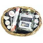 mixed rock sweets in a basket. The Rock, Promotion, Basket, Sweets, Business, Products, Good Stocking Stuffers, Candy, Goodies