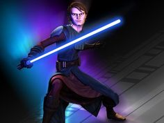 Anakin Skywalker Clone Wars