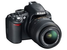 Nikon Nyt: Nikon D3100 test