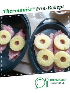 Hawaii-Hähnchen mit Reis von franziska-w. Ein Thermomix ® Rezept aus der Kategorie Hauptgerichte mit Fleisch auf www.rezeptwelt.de, der Thermomix ® Community.