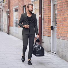 Fall outfit ideas for men  #mens #fashion #style