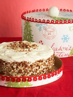 Christmas Food Gifts for Christmas: Recipes + Wrapping Ideas Featuring Boxes