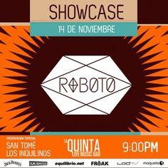 """Cresta Metálica Producciones » ROBOTO lanza su primer disco """"Futura"""""""
