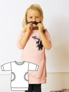 Jammin' Jersey: 8 New Children's Patterns – Sewing Blog | BurdaStyle.com