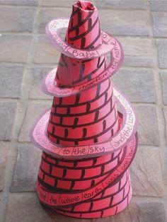 tower of Babel--printable