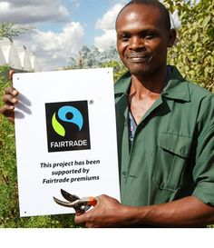 Fairtrade is not just about cocoa, bananas, coffee and tea. In recent years the list of Fairtrade products has grown. You can also buy Fairtrade certified baby clothing, ice cream, honey and sweeteners, cereal, cooking oil, and even toaster pastries, to name a few.