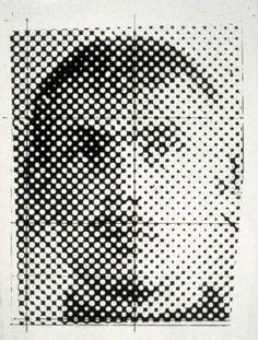 Kurt Kranz - Rasterfoto (Raster photograph), 1932