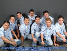 Integrantes del grupo Los Bybys.¡Castigo!