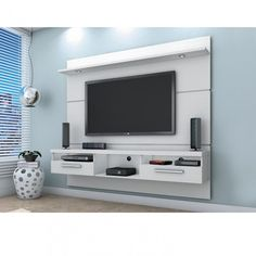 Estante Home Theater para TV até 6