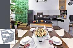 Check out Model Interior Green villa by kuker design on Creative Market