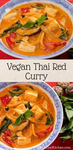 Sweet & Sour Tofu Recipe ผัดเปรี้ยวหวาน - Hot Thai Kitchen! | 05 ...