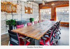 ACTWO has recently completed the design of a new office space for media agency Norbella located in Boston, Massachusetts. Norbella's home in the south end Open Space Office, Office Fit Out, Cool Office, The Office, Office Ideas, Office Interior Design, Office Interiors, Wood Columns, Zen Room