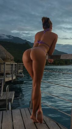 Fernanda Ferrari Strips Off Her Sexy Lingerie Elite TV Online The Bikini, Bikini Girls, Bikini Beach, Bikini Swimwear, Swimsuits, Fernanda Ferrari, Sexy Poses, Nice Asses, South Beach