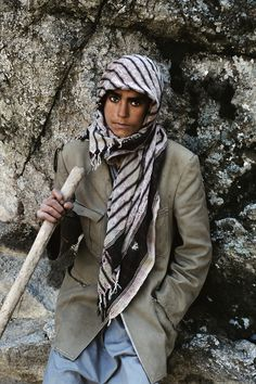 McCurry's fascination with the country and its people began in 1978 when he traveled to Pakistan as a freelance photographer.