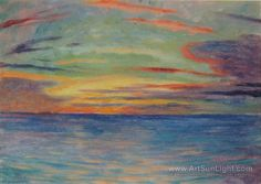 Sunsets, Atardeceres - Diego Rivera