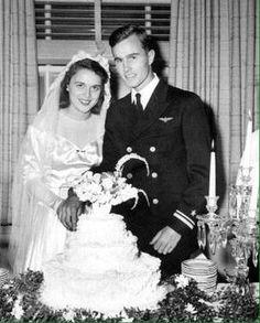 George H.W. & Barbara Bush