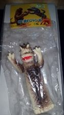 Vintage Osato toy KAIJU Soft Vinyl Ultra Q / Bemular puppet unopened from Japan