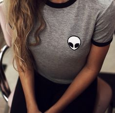 alien shirt brandy Melville