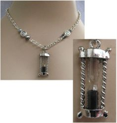 Silver Celtic Hourglass Pendant  Necklace Jewelry Handmade NEW Beaded Chain http://cgi.ebay.com/ws/eBayISAPI.dll?ViewItem&item=161240313957