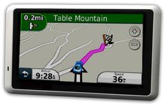 South Africa GPS Map for Garmin - GPSeTravelguides