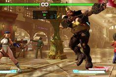 『ストリートファイターV』:入力遅延の影響 Capcomの最新格闘ゲーム『ストリートファイターV』の入力遅延の大きさが話題となっている。