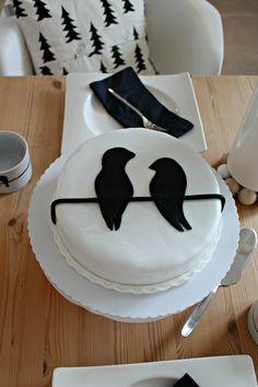 Ein Geburtstagskuchen ,Kuchen, Kochen & Backen