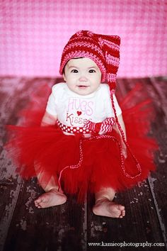 Red Tutu perfect for Valentines Day by TrinitysTutus on Etsy, $25.00