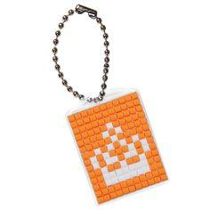 #pixelhobby #medaillon #sleutelhanger #creatief #ideeen #inspiratie #pixelen #doe-het-zelf #koningsdag #oranje #nederland #holland