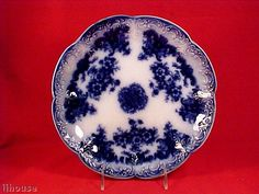 Flow Blue French China