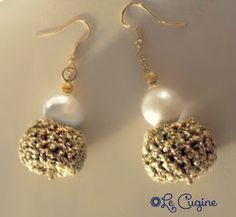 Gold- Lecuginecreazioni#handmade#crochet