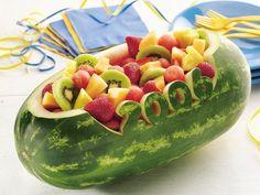 Graduation Fruit Bowl - Make it 2014!