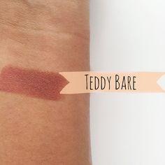 Best Drugstore Nude Lipstick For Dark Skin | Milani in Teddy Bear