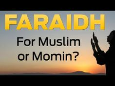Are Faraidh Obligatory on a Muslim or a Momin? His Holiness Younus AlGohar explains the difference between being a Momin and being a Muslim, how one becomes Momin, and for whom faraidh in Islam are obligatory. His Holiness also explains the Five Pillars of Islam and how they apply as one advances on the spiritual path.