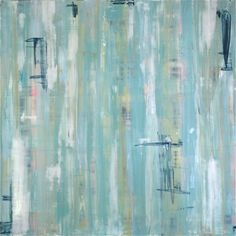 elise allen abstract painting