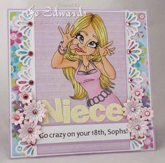 Siggi Shop: 18th birthday cards