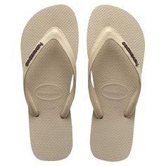 Havaianomaníacos: Havaianas TOP Elegance. As sandálias com tiras de couro.