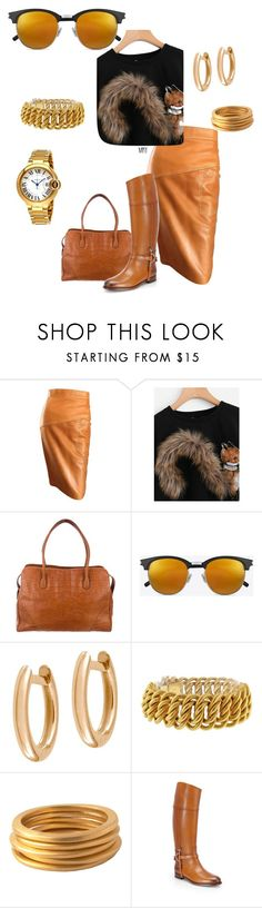 """""""Tail Feathers"""" by meesh57 on Polyvore featuring Lana Marks, Yves Saint Laurent, Jezebel London, Buccellati, Toast, Ralph Lauren and Cartier"""