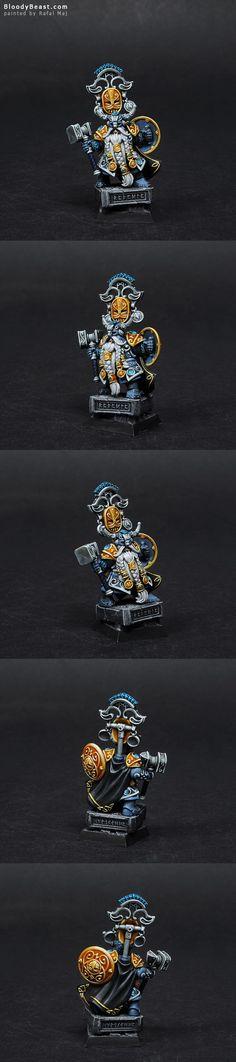 Dwarf Lord Belegar Ironhammer