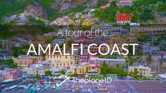 Amalfi Coast   Positano, Ravello, Sorrento   Italy Travel Vlog - YouTube Amalfi Coast Positano, Almafi Coast, Sorrento Italy, Travel Vlog, Italy Travel, Road Trip, Tours, Places, Youtube