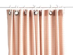 DOT SHOWER CURTAIN from Nordish Living Shop
