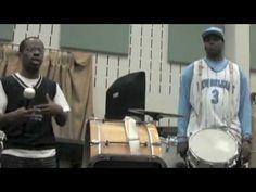 Rebirth Brass Band drum workshop w/Keith Frazier + Derrick Tabb (complete) - YouTube