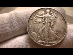 1939 Walking Liberty Half Dollar Coin Review