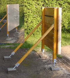 How to make a sturdy target for knife throwing. Browse durable target designs (including blueprints), and learn about the best wood for knife throwing targets. Outdoor Shooting Range, Shooting Bench, Outdoor Range, Outdoor Fun, Throwing Knife Target, Knife Throwing, Shooting Targets, Archery Targets, Archery Hunting