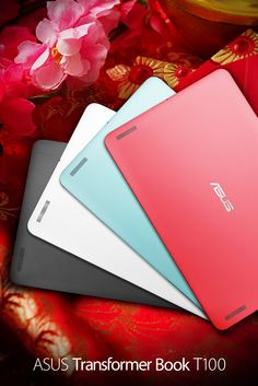 Happy Chinese New Year! | Chose your lucky color for a prosperous year of the monkey | ASUS T100HA Transformer Book