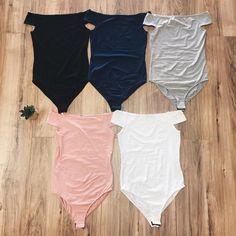 Rebecca Bodysuit (5 Colors)
