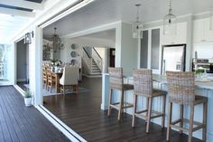 House Tour, Open for Inspection, House for Sale, Belle Property, Hamptons, American Style