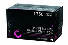 Colortrak Professional Highlighting Foil Roll, Silver (1350 feet) Review